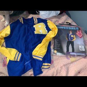 """Riverdale Varsity Jacket """" party city """""""